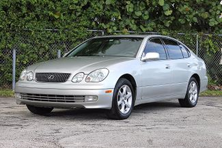2004 Lexus GS 300 Hollywood, Florida 10
