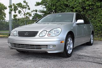 2004 Lexus GS 300 Hollywood, Florida 48