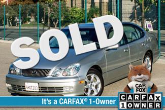 2004 Lexus GS 300  AUTO - 95K MILES - SUNROOF - 1-OWNER Reseda, CA