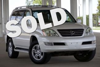 2004 Lexus GX 470 NAVI * 3rd Row * DVD * Mark Levinson * SUNROOF * Plano, Texas