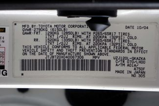 2004 Lexus GX 470 NAVI * 3rd Row * DVD * Mark Levinson * SUNROOF * Plano, Texas 53