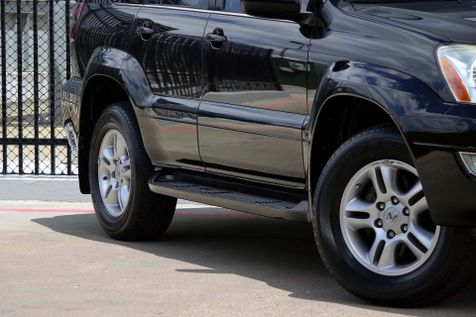 2004 Lexus GX 470 Luxury* Sunroof * DVD* 3rd row* EZ Finance** | Plano, TX | Carrick's Autos in Plano, TX