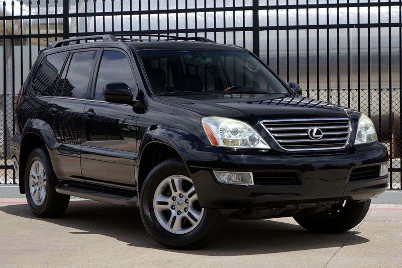 2004 Lexus GX 470 Luxury* Sunroof * DVD* 3rd row* EZ Finance** | Plano, TX | Carrick's Autos in Plano TX