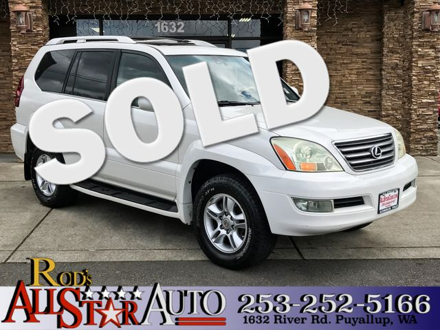 2004 Lexus GX 470 AWD The CARFAX Buy Back Guarantee that comes with this vehicle means that you ca