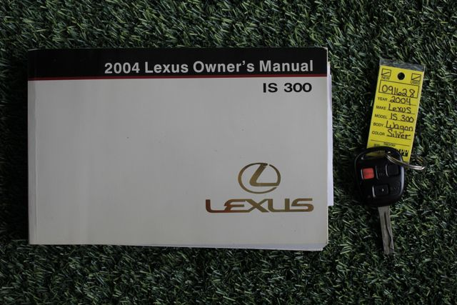 2004 Lexus IS 300 SPORTCROSS RWD - VERY RARE - ONLY 40K MILES! Mooresville , NC 18