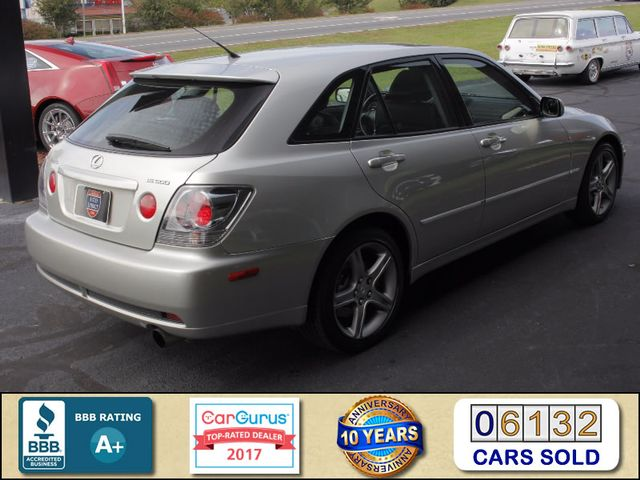 2004 Lexus IS 300 SPORTCROSS RWD - VERY RARE - ONLY 40K MILES! Mooresville , NC 2