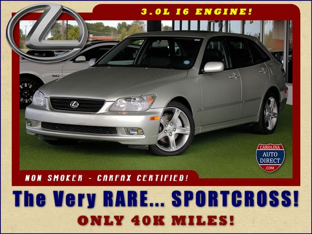 2004 Lexus IS 300 SPORTCROSS RWD - VERY RARE - ONLY 40K MILES! Mooresville , NC 46