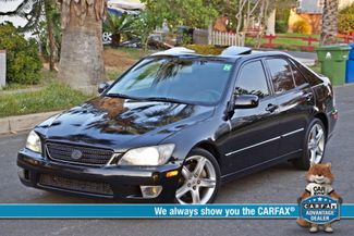 2004 Lexus IS 300 SPORT AUTOMATIC XENON MOONROOF NEW TIRES SERVICE RECORDS! Woodland Hills, CA