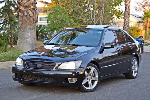2004 Lexus IS 300 SPORT AUTOMATIC XENON MOONROOF NEW TIRES SERVICE RECORDS! Woodland Hills, CA 1