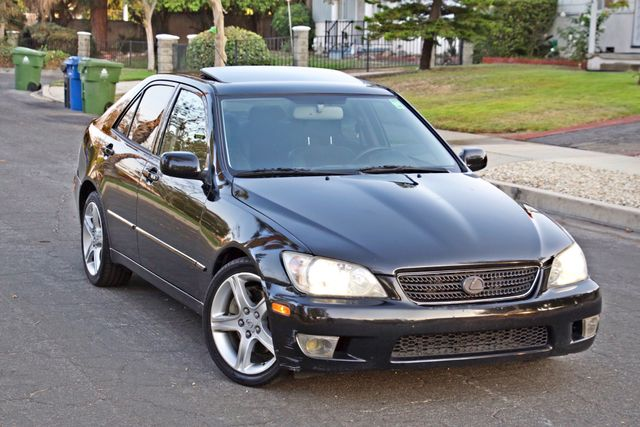 2004 Lexus IS 300 SPORT AUTOMATIC XENON MOONROOF NEW TIRES SERVICE RECORDS! Woodland Hills, CA 9