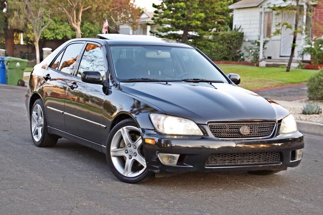 2004 Lexus IS 300 SPORT AUTOMATIC XENON MOONROOF NEW TIRES SERVICE RECORDS! Woodland Hills, CA 10