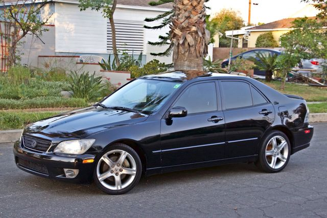 2004 Lexus IS 300 SPORT AUTOMATIC XENON MOONROOF NEW TIRES SERVICE RECORDS! Woodland Hills, CA 2
