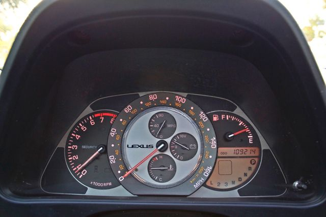 2004 Lexus IS 300 SPORT AUTOMATIC XENON MOONROOF NEW TIRES SERVICE RECORDS! Woodland Hills, CA 16