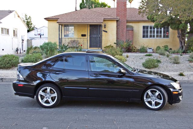 2004 Lexus IS 300 SPORT AUTOMATIC XENON MOONROOF NEW TIRES SERVICE RECORDS! Woodland Hills, CA 8