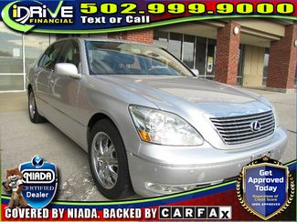 2004 Lexus LS 430 LS 430 Sedan 4D | Louisville, Kentucky | iDrive Financial in Lousiville Kentucky