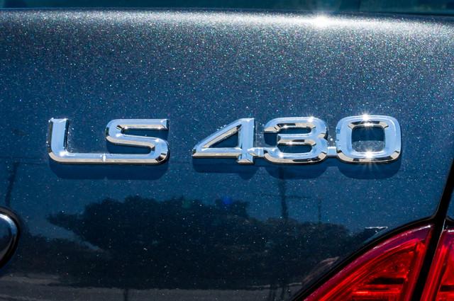2004 Lexus LS 430  PREMIUM - 91K MILES - HTD STS - SUNROOF Reseda, CA 43