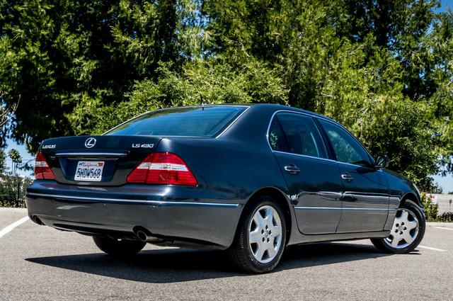 2004 Lexus LS 430  PREMIUM - 91K MILES - HTD STS - SUNROOF Reseda, CA 9