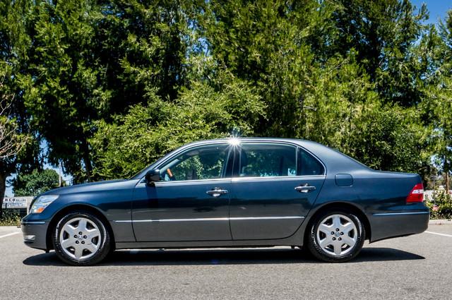 2004 Lexus LS 430  PREMIUM - 91K MILES - HTD STS - SUNROOF Reseda, CA 5