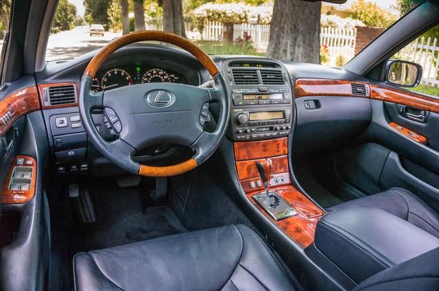 2004 Lexus LS 430  PREMIUM - 91K MILES - HTD STS - SUNROOF Reseda, CA 17