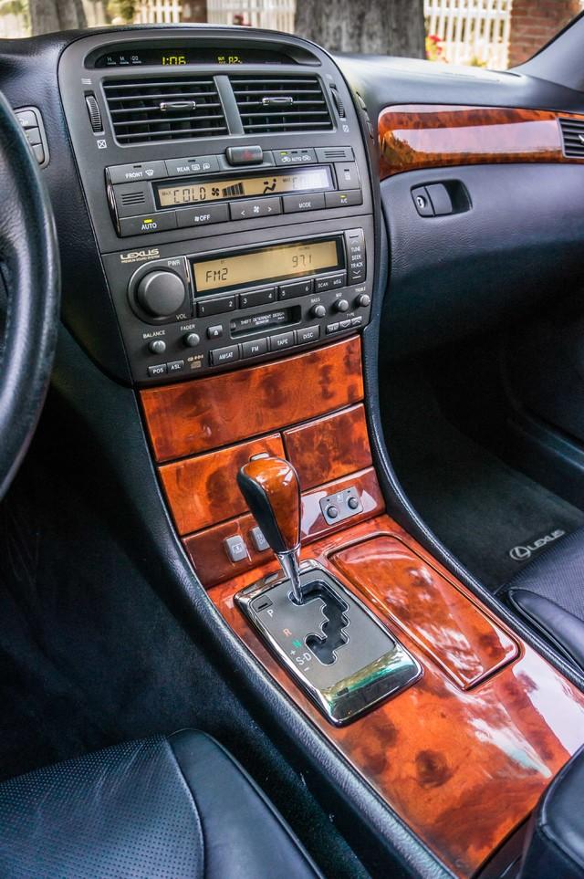 2004 Lexus LS 430  PREMIUM - 91K MILES - HTD STS - SUNROOF Reseda, CA 25