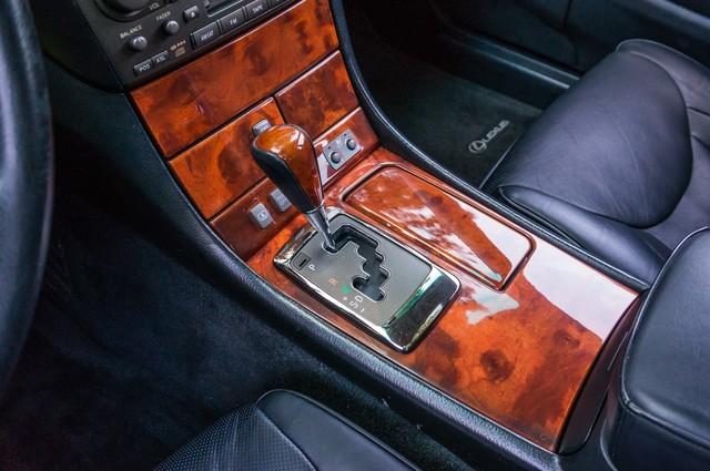 2004 Lexus LS 430  PREMIUM - 91K MILES - HTD STS - SUNROOF Reseda, CA 28