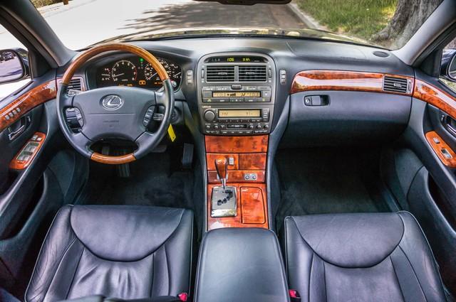 2004 Lexus LS 430  PREMIUM - 91K MILES - HTD STS - SUNROOF Reseda, CA 18
