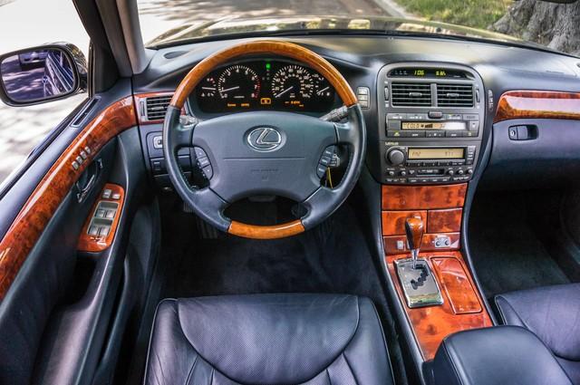 2004 Lexus LS 430  PREMIUM - 91K MILES - HTD STS - SUNROOF Reseda, CA 21