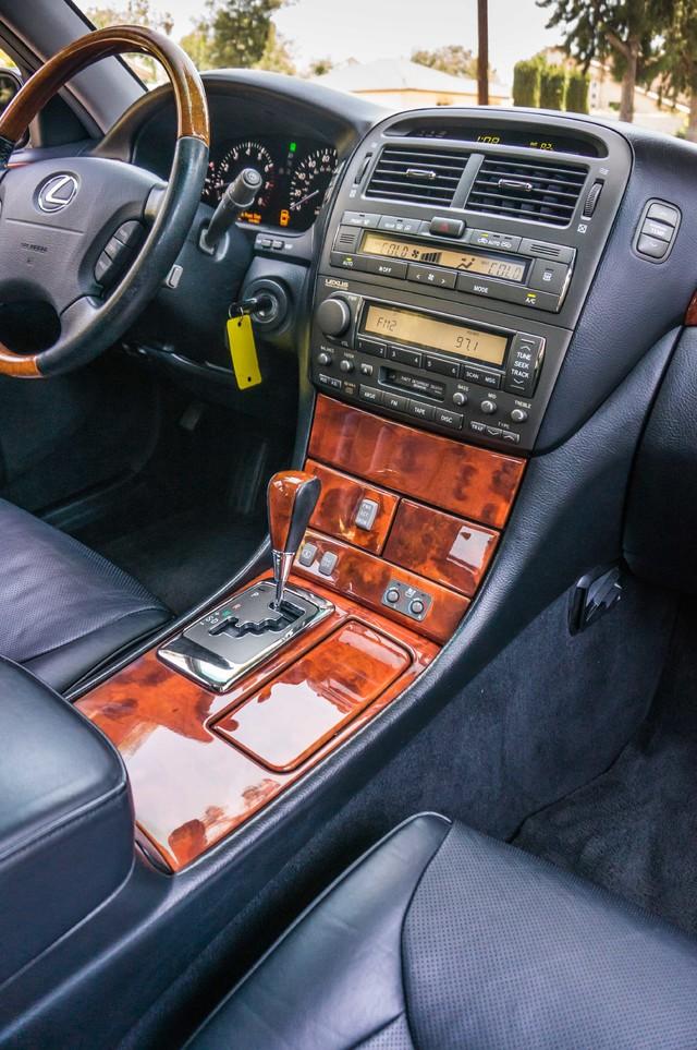 2004 Lexus LS 430  PREMIUM - 91K MILES - HTD STS - SUNROOF Reseda, CA 22