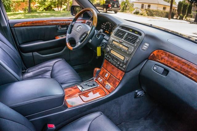 2004 Lexus LS 430  PREMIUM - 91K MILES - HTD STS - SUNROOF Reseda, CA 32