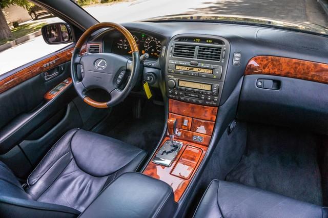 2004 Lexus LS 430  PREMIUM - 91K MILES - HTD STS - SUNROOF Reseda, CA 33