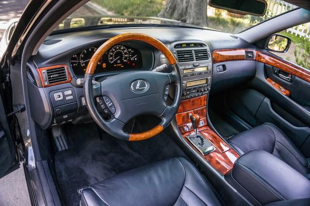 2004 Lexus LS 430  PREMIUM - 91K MILES - HTD STS - SUNROOF Reseda, CA 14