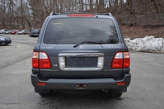 2004 Lexus LX 470 Naugatuck, Connecticut 6