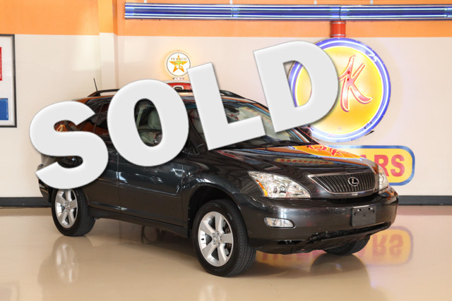 2004 Lexus RX 330 This 2004 Lexus RX 330 is in great shape with only 134 364 miles The RX 330 fea