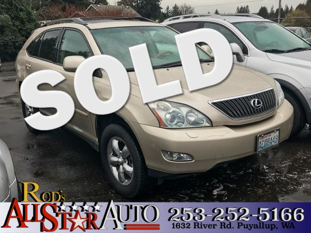 2004 Lexus RX 330 AWD The CARFAX Buy Back Guarantee that comes with this vehicle means that you ca