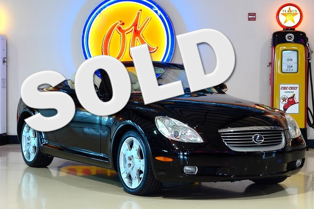 2004 Lexus SC 430 This 2004 Lexus SC 430 is in exellent condition with only 77 999 miles The SC