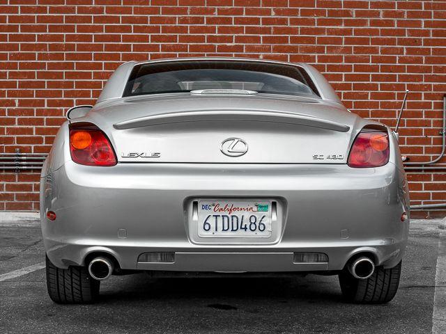 2004 Lexus SC 430 Burbank, CA 4