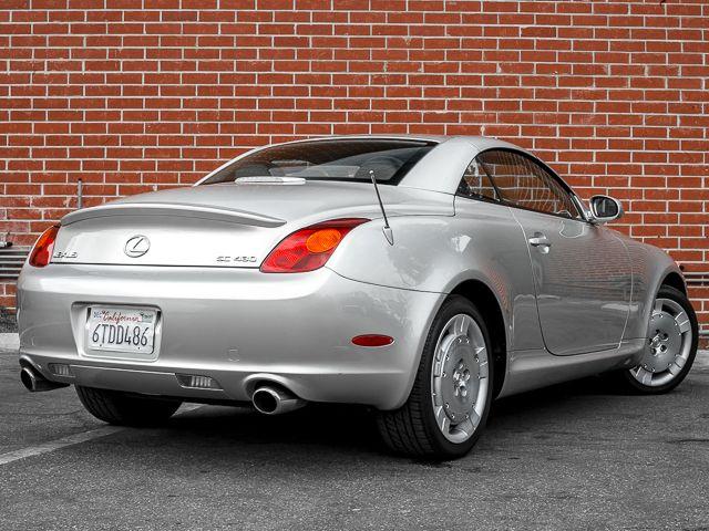 2004 Lexus SC 430 Burbank, CA 7