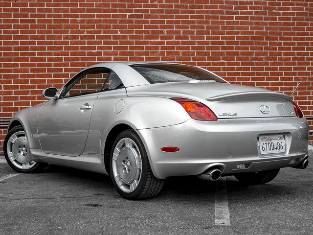 2004 Lexus SC 430 Burbank, CA 8