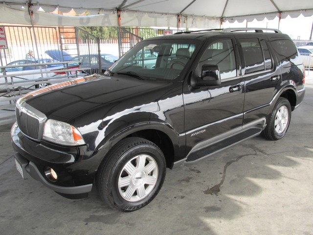2004 Lincoln Aviator Luxury This particular Vehicles true mileage is unknown TMU Please call o