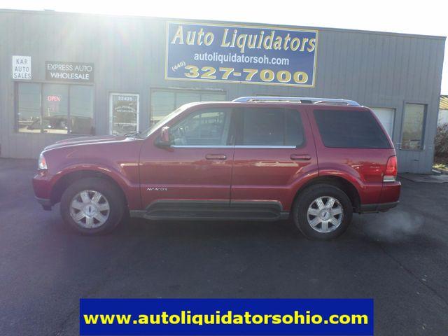 2004 Lincoln Aviator Luxury | North Ridgeville, Ohio | Auto Liquidators in North Ridgeville Ohio