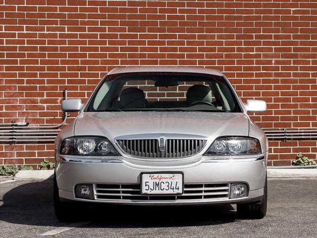 2004 Lincoln LS w/Luxury Pkg Burbank, CA 2
