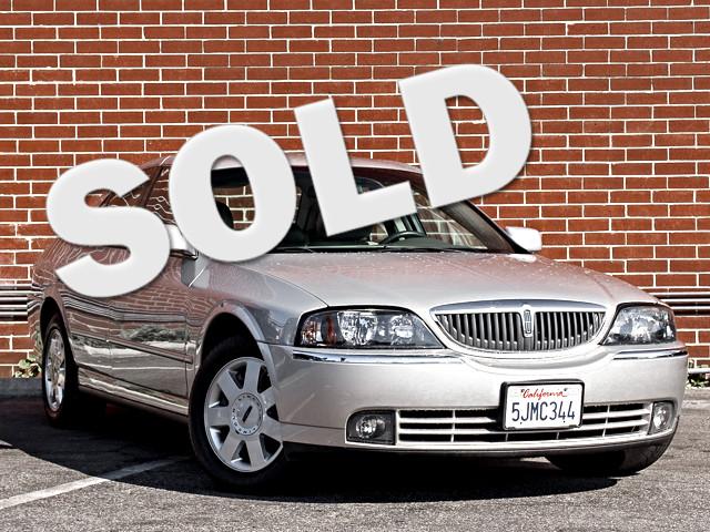 2004 Lincoln LS w/Luxury Pkg Burbank, CA 0