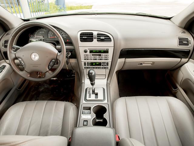 2004 Lincoln LS w/Luxury Pkg Burbank, CA 7