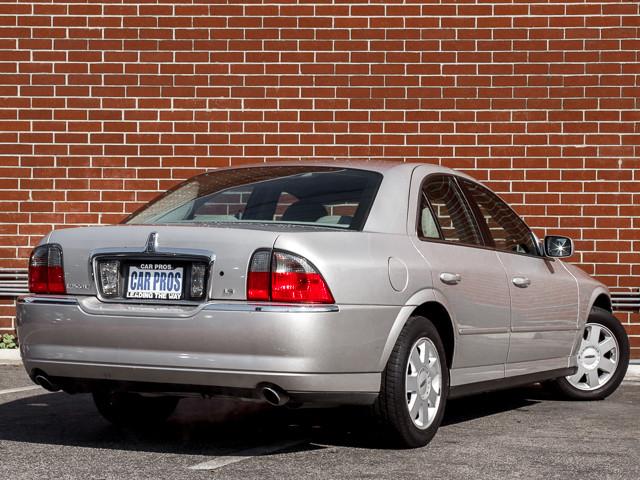 2004 Lincoln LS w/Luxury Pkg Burbank, CA 5