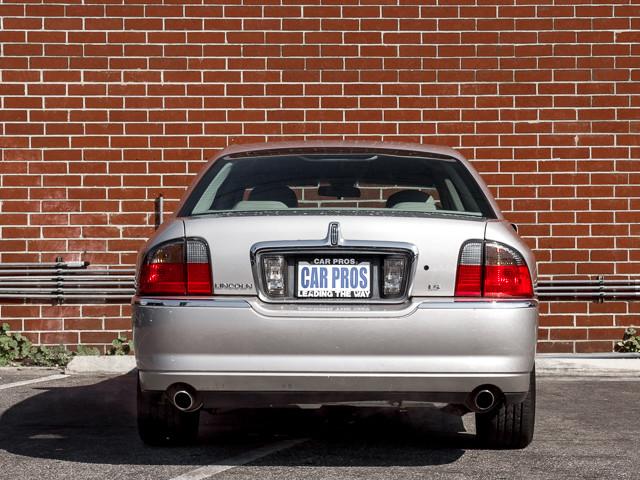 2004 Lincoln LS w/Luxury Pkg Burbank, CA 3