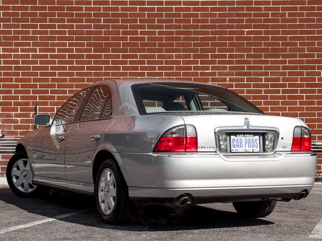 2004 Lincoln LS w/Luxury Pkg Burbank, CA 6