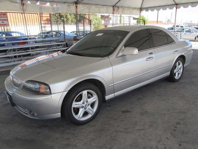 2004 Lincoln LS wLuxury Pkg Please call or e-mail to check availability All of our vehicles are