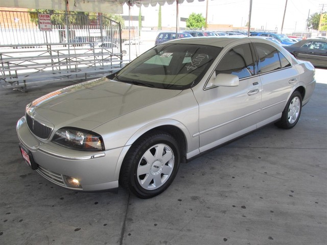 2004 Lincoln LS wLuxury Pkg Please call or e-mail to check availability All of our vehicles ar