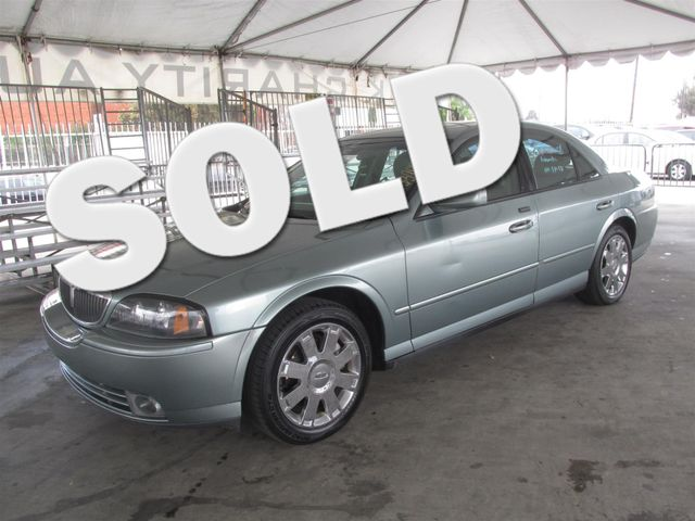 2004 Lincoln LS wSport Pkg Please call or e-mail to check availability All of our vehicles are