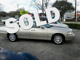 2004 Lincoln Town Car Signature ONE OWNER San Antonio, Texas